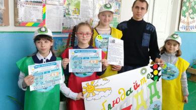 Ростовские автоинспекторы проводят декадник «Несовершеннолетний пешеход»