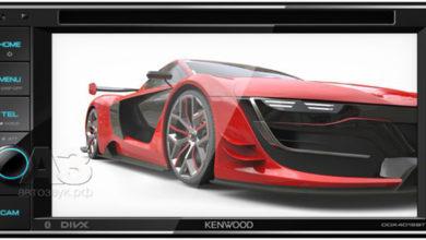 Kenwood DDX4019BTR