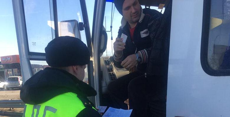 Ростовские автоинспекторы проводят операцию «Джиппинг» и рейды «Автобус»