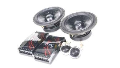 Компонентные акустические системы Steg ME650C