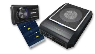 Alpine PWD‑X5: аудиопроцессор, усилитель, сабвуфер иBluetooth‑приемник