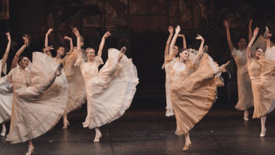 Ростовчан приглашают на балет«Драма на охоте»