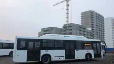Жителям Суворовского рассказали о новых автобусах