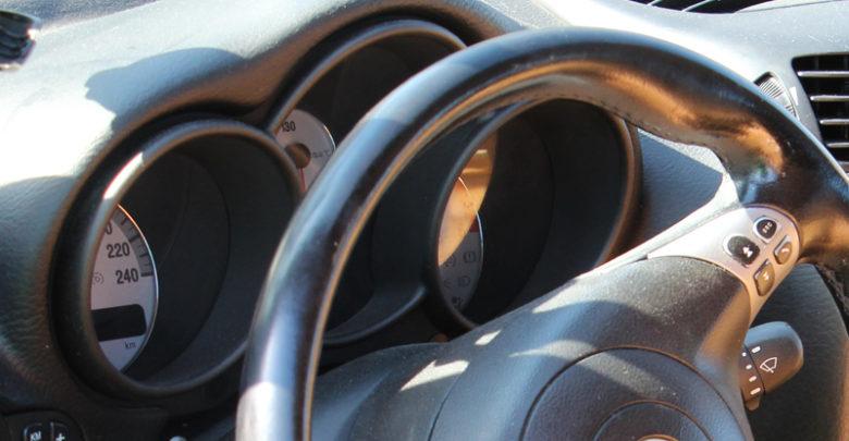 авто, руль