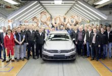Volkswagen выпустил