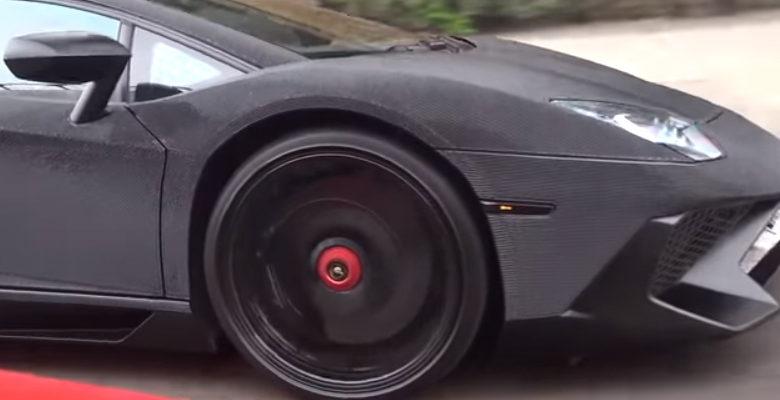 Бизнесменка из России декорировала авто кристаллами Swarovski. Видео