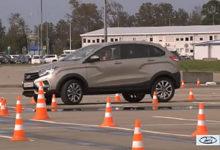 Автолюбителям показали, как работает LADA Ride Select. Видео