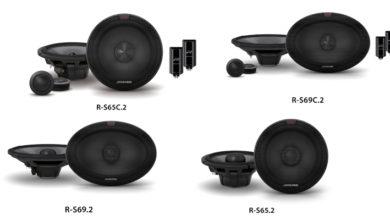 Alpine выпускает новое поколение акустики R-Series