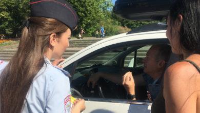 В Ростовской области проходят рейды «Ребёнок–пассажир»