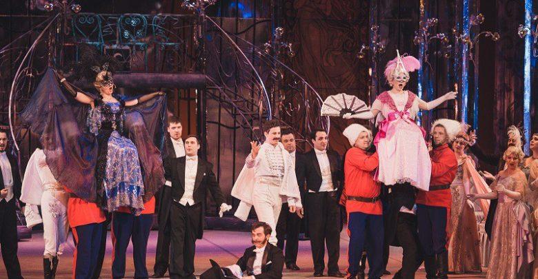 Ростовчан приглашают на оперетту «Летучая мышь»