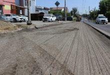 Ремонт улицы Таганрогская ведется в круглосуточном режиме