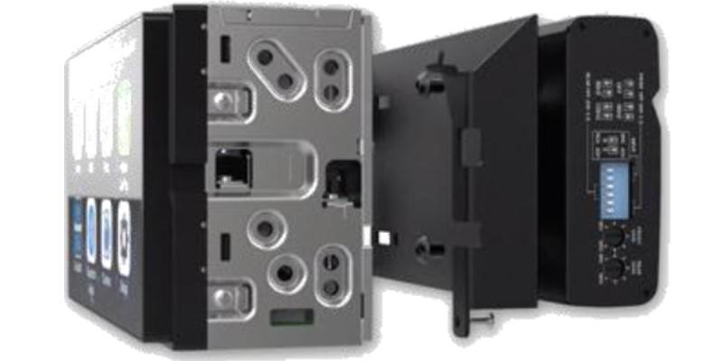 Автозвук: обзор одной из лучших инноваций года - Mobile Media iLX-W650BT