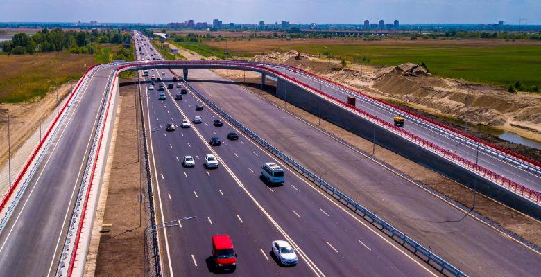 Стартовал второй этап реконструкции Южного подъезда к Ростову