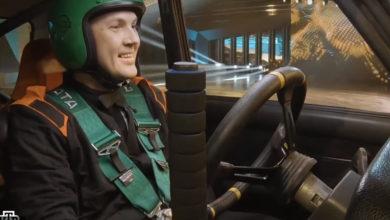 Ростовский гонщик показал смертельно опасный трюк на автошоу «Россия рулит». Видео
