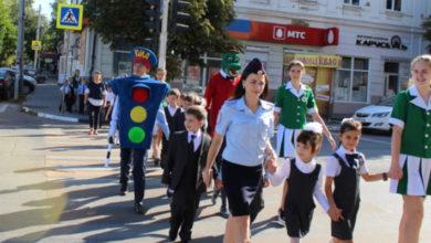 дети, правила дорожного движения, 1 июня в Ростове