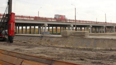 Началось возведение нового пойменного моста на южном въезде в Ростов-на-Дону