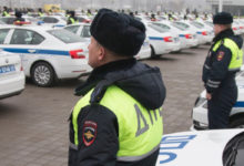 Автопарк полиции Ростовской области пополнился новым транспортом