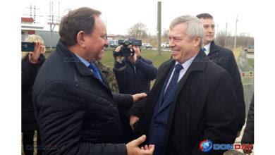 Виктор Дерябкин: «Строительство моста в Волгодонске – пример слаженной работы общества и власти»