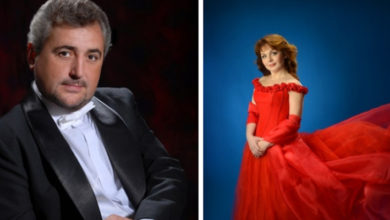 Петр Макаров и Ольга Макарова