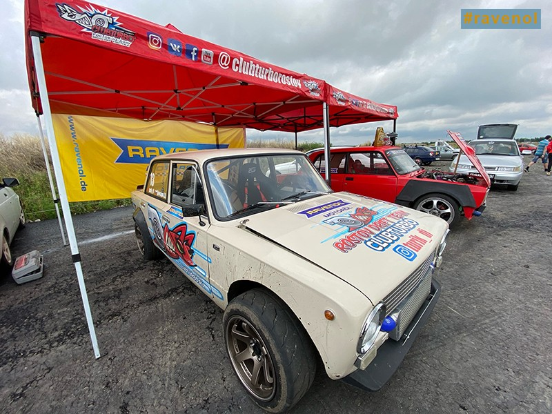 В Ростовской области автоспортсмены отточили свое мастерство во время пандемии