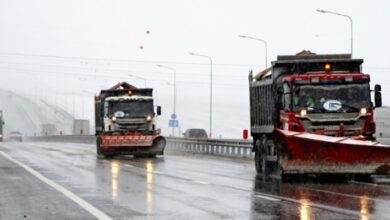 ФКУ Упрдор Москва-Волгоград, непогода