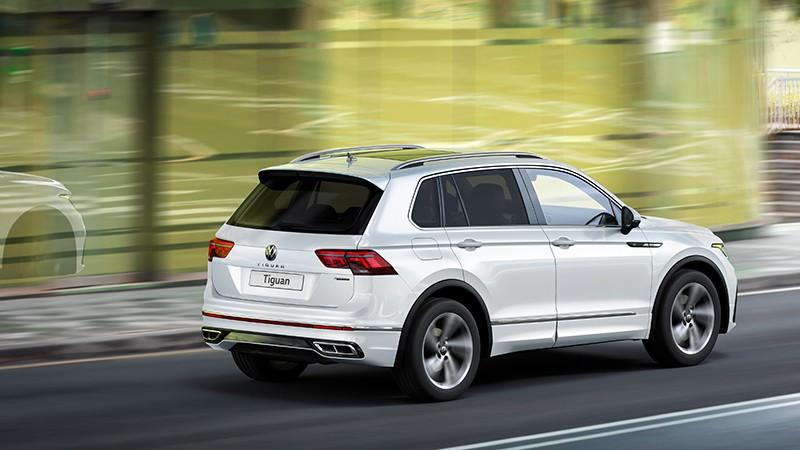 Volkswagen Tigua