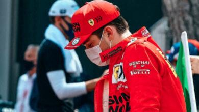Шарль Леклер, гонщик, Формула1, F1