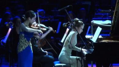 симфонический концерт ко Дню музыки