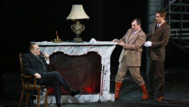 Шерлок Холмс и пляшущие человечки
